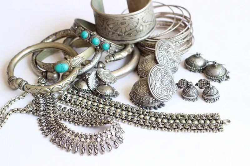 Silver Jewellery – Kanhaiya Lal Saraf – Trueso